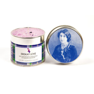 Eriskay Love Scented Candle Tin