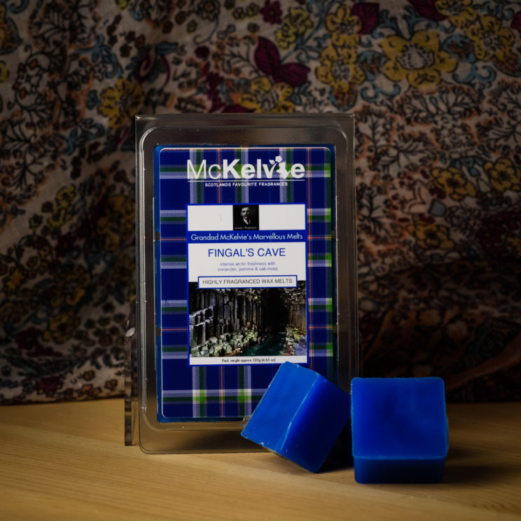 Fingals' Cave Wax Melts