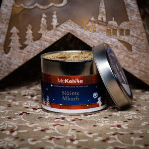 Slàinte Mhath Scented Candle Tin