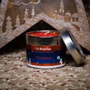 Christmas Luxury Candle Tins