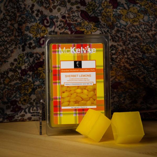 Sherbet Lemons Wax Melts