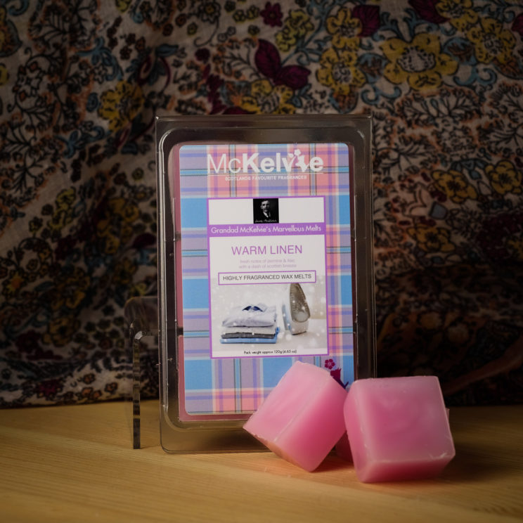 Warm Linen Wax Melts