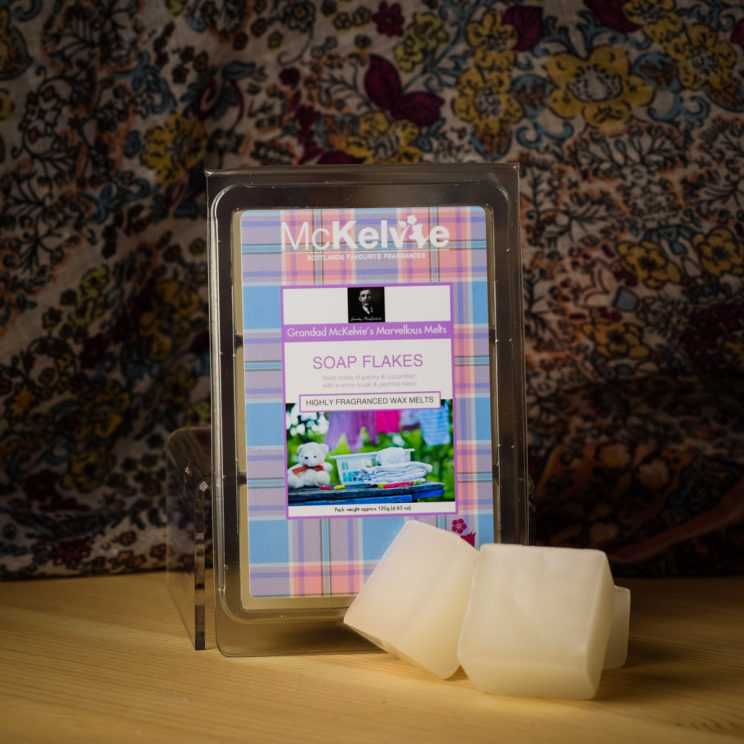 Soap Flakes Wax Melts