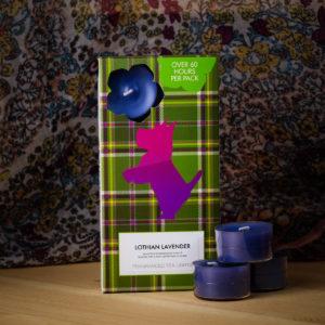 Lothian Lavender Tealights