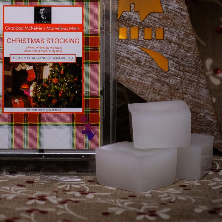 Christmas Stocking Wax Melts