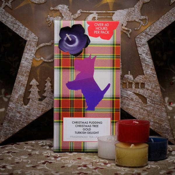 Christmas Mix 2 Tealights