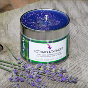 Luxury Scented Candle Tins