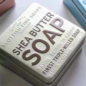 Luxury Soap In A Tin