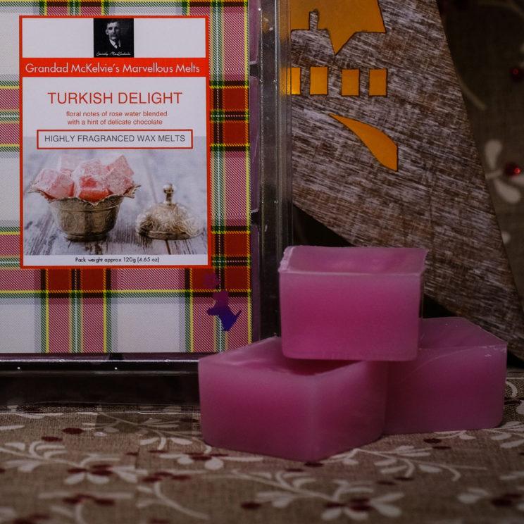 Turkish Delight Wax Melts
